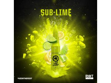 Sub Lime - 50ml (DIY-Liquid)