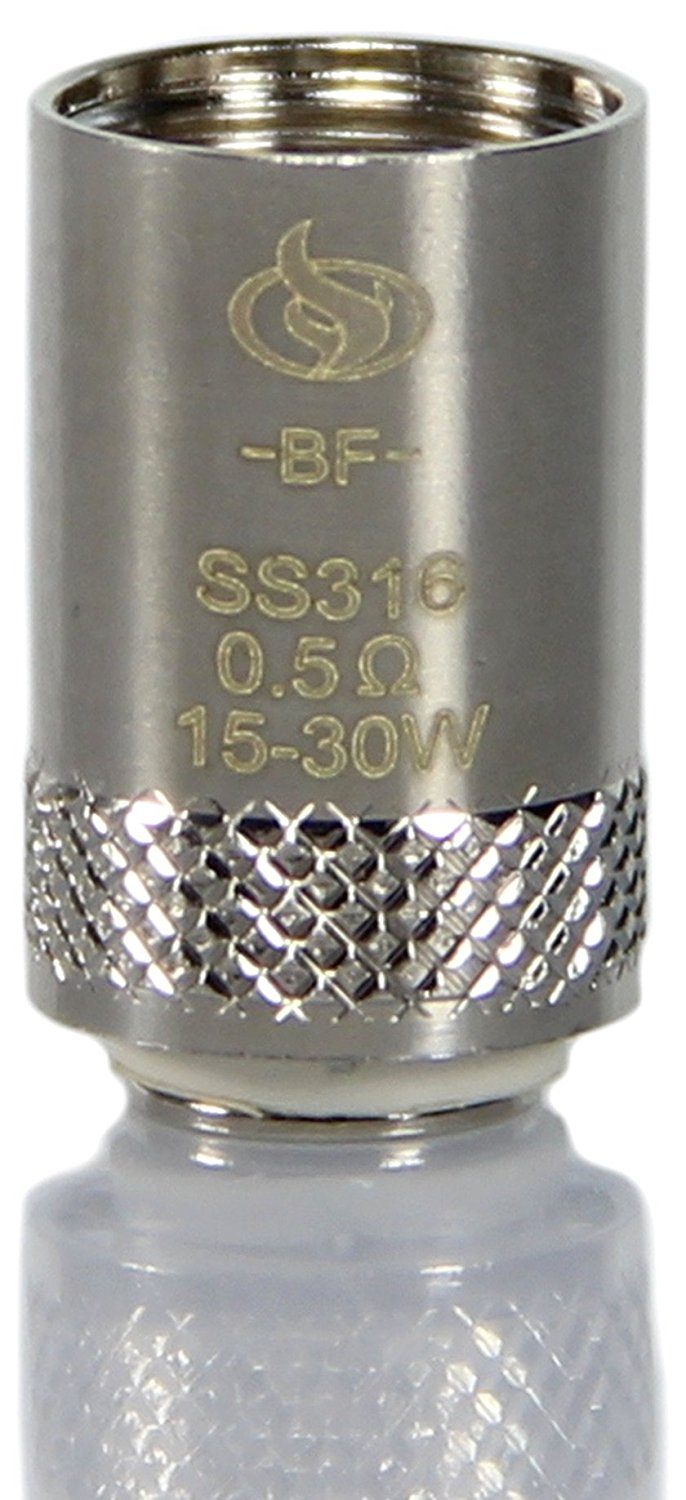 5 BF-SS316 Coils